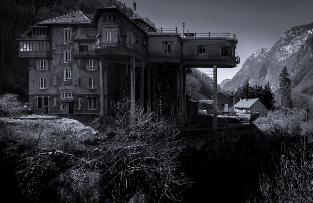 La maison de Charles Albert Keller