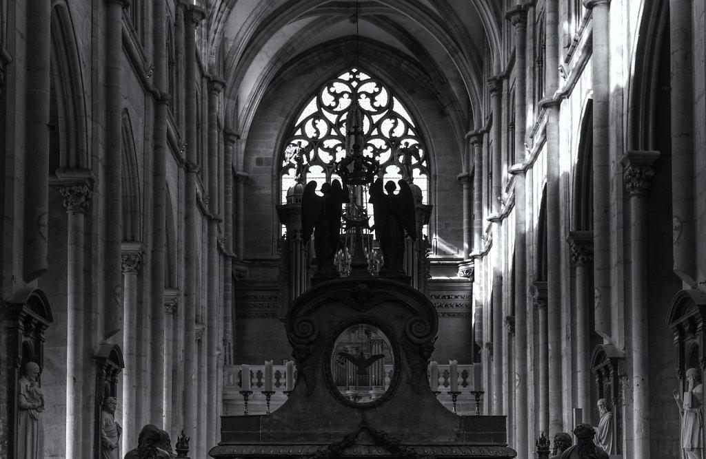 L'abbaye de Saint-Antoine