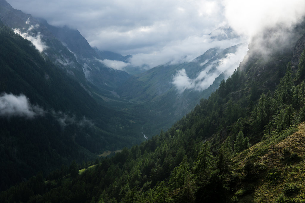 Col de la Pousterle - Hautes-Alpes